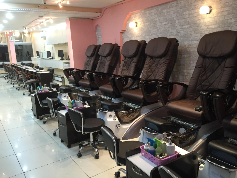 New Uv Nail Spa In New York Ny Vagaro
